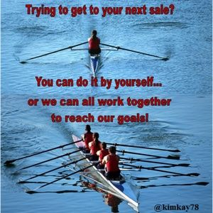 Other - Together We Can Reach Our Goals Faster!